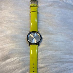 Timex Lime Green Watch